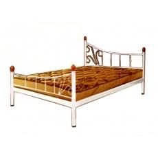 Кровать Bed Metal Калипсо (с двумя быльцами)