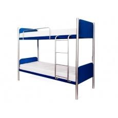 Двухъярусная кровать Bed Metal Арлекино