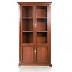 Книжный шкаф 2-х дверный Mauricio
