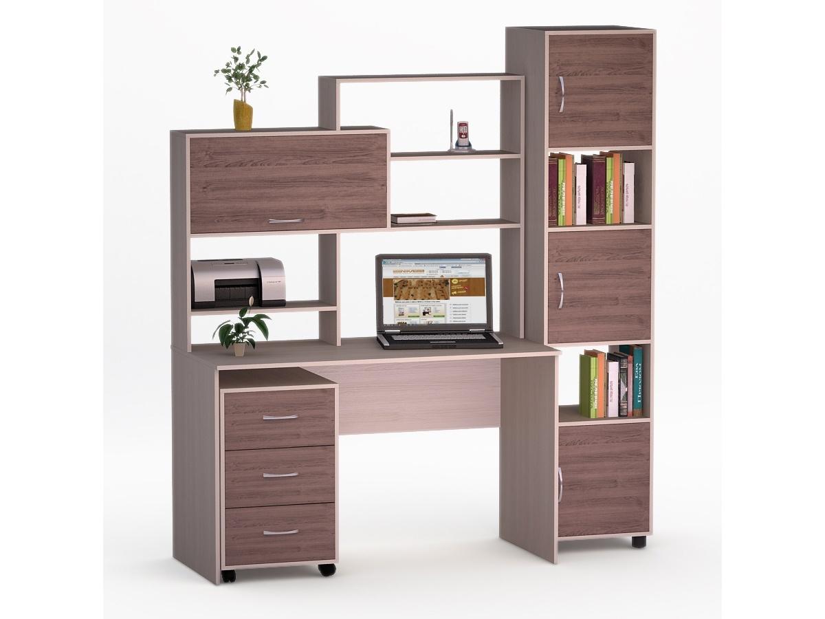 Компьютерный стол роберт-5 интернет-магазин меб'ель.