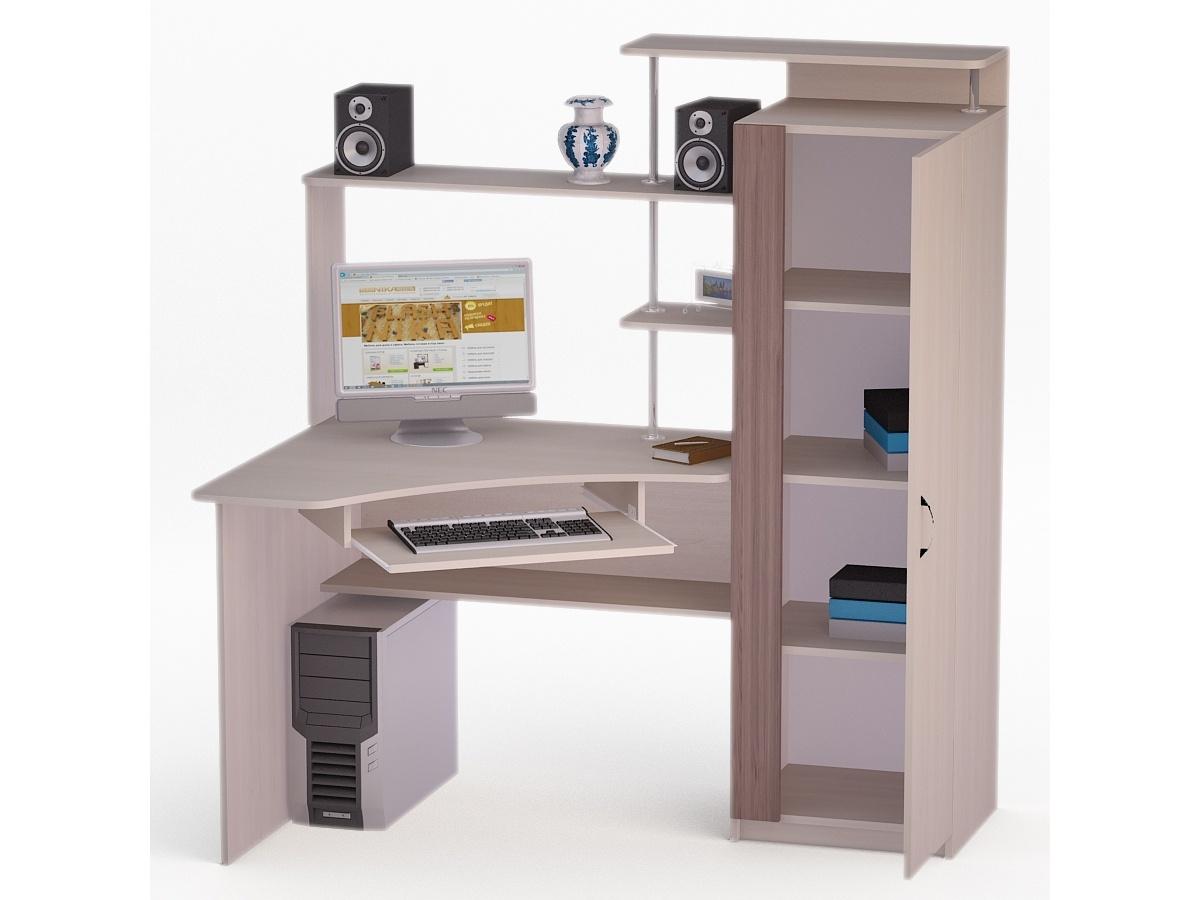 Купить по акции компьютерный стол полет-67 в интернет магази.