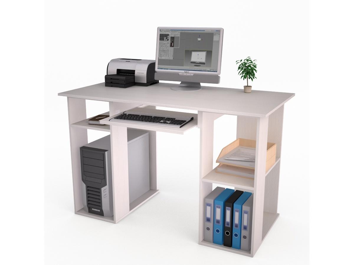 Купить компьютерный стол ника флеш - 45 kult mebeli.
