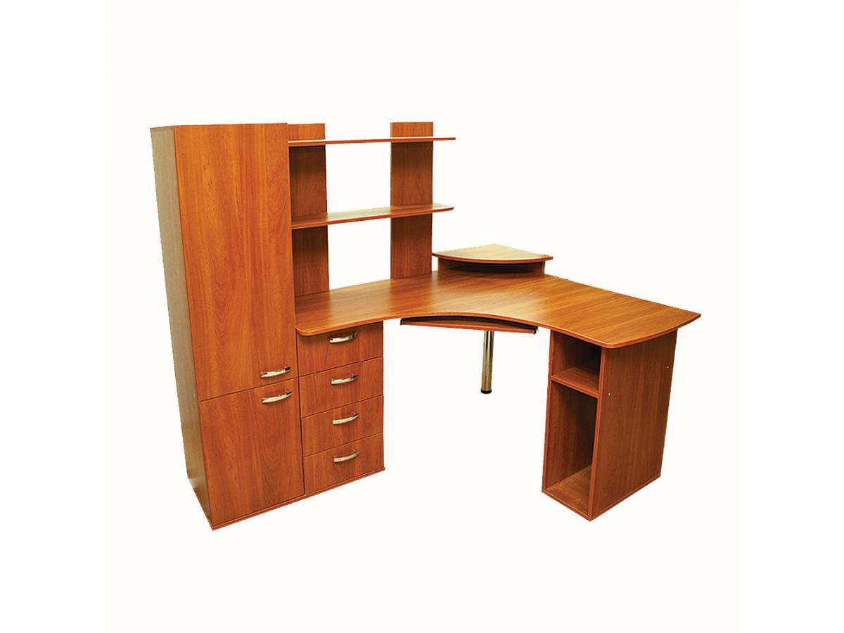 """Компьютерный стол """"ника 25"""" мебель Чернигов."""
