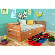 Детская кровать Немо - сосна