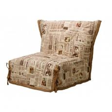 Кресло-кровать Novelty SMS (СМС), спальное место 0,8