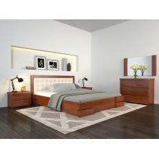 Кровать Регина люкс - бук с подъёмным механизмом
