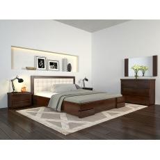 Кровать Регина люкс - сосна с подъёмным механизмом