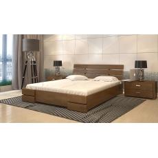 Кровать Дали люкс- сосна