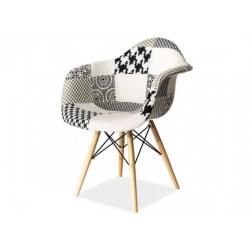Кресло CoolArt Eames (ножки деревянные)