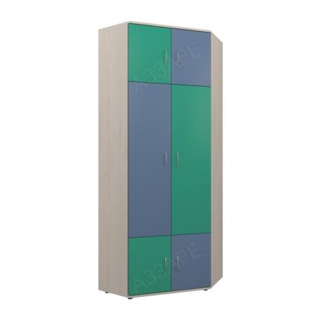 Шкаф Аззаре система Dori Blue