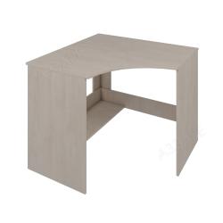 Стол угловой Аззаре система Dori Pink