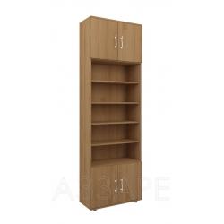 Шкаф книжный Аззаре система КВЕСТ-А