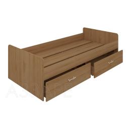 Кровать нижняя с шухлядами Аззаре система КВЕСТ-А