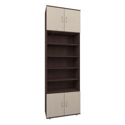 Шкаф книжный Аззаре система КВЕСТ-С
