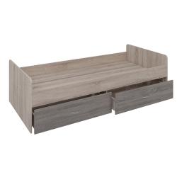 Кровать нижняя с шухлядами Аззаре система КВЕСТ-S