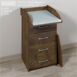 Пеленальный столик/комод Аззаре КП-64