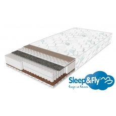Матрас Sleep&Fly Daily 2 в 1
