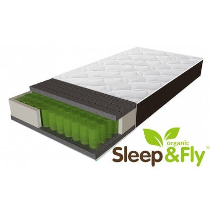 Матрас Sleep&Fly Organic Gamma