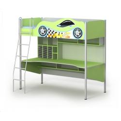 Кровать+стол Briz Driver Dr-16-1