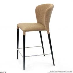 Полубарный стул мягкий ARTHUR (Артур) золотой песок