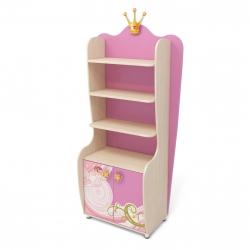 Шкаф книжный Briz Cinderella Cn-04