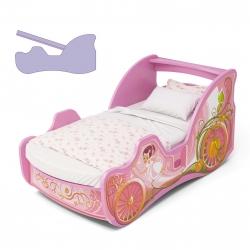 Кровать Карета Briz Cinderella Cn-11-70mp