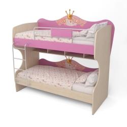 Двухъярусная кровать Briz Cinderella Cn-12