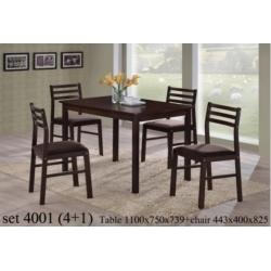 Столовый комплект 4001