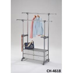 Стойка для одежды передвижная CH-4618