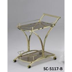 Стол сервировочный передвижной SC-5117-B