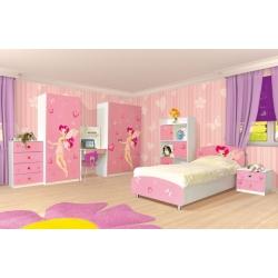 Детская комната Світ Меблів Мульти Фея