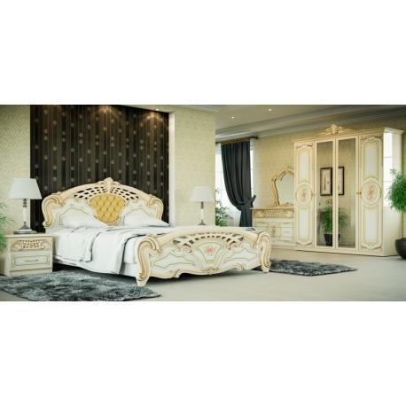 Спальня Світ Меблів Кармен Нова Люкс 4Д