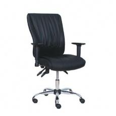 Кресло офисное Янг Украина Прима хром