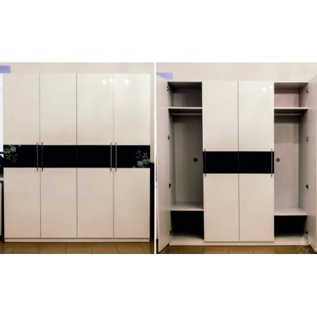 Шкаф 4-х дверный Флавер Sofia-Mebel М-506