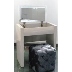 Туалетный столик Sofia-Mebel Тифани с зеркалом (909)