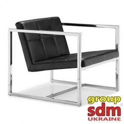 Кресло Grupo SDM Нортон (черный)