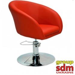 Кресло Grupo SDM Мурат Р (красное)