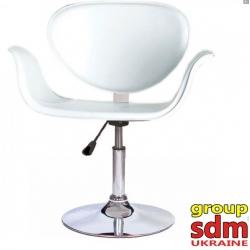 Кресло барное Grupo SDM Студио (цвет белый)