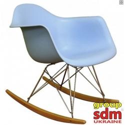 Кресло-качалка Grupo SDM Тауэр R (цвет голубой)