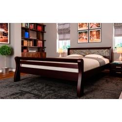 Кровать ЧДК Ретро (с ковкой)