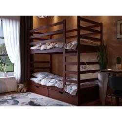 Кровать 2-х ярусная Эля трансформер ЧДК