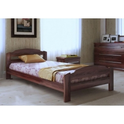 Кровать АРТ мебель Эдель (ДУБ)