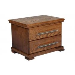 Тумба прикроватная АРТ мебель Модерн (ДУБ)