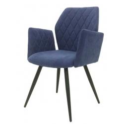 Кресло Concepto GLORY синее