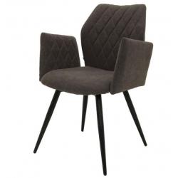 Кресло Concepto GLORY угольный серый