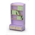 Шкаф книжный Briz Silvia (Si-04)