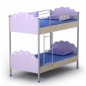 Кровать двухъярусная Briz Silvia (Si-12)