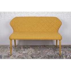 Кресло-банкетка Nicolas Valencia ( Валенсия ) жёлтое