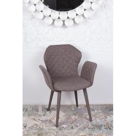 Кресло Nicolas VALENCIA кофейное