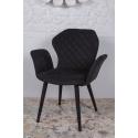 Кресло Nicolas VALENCIA черное